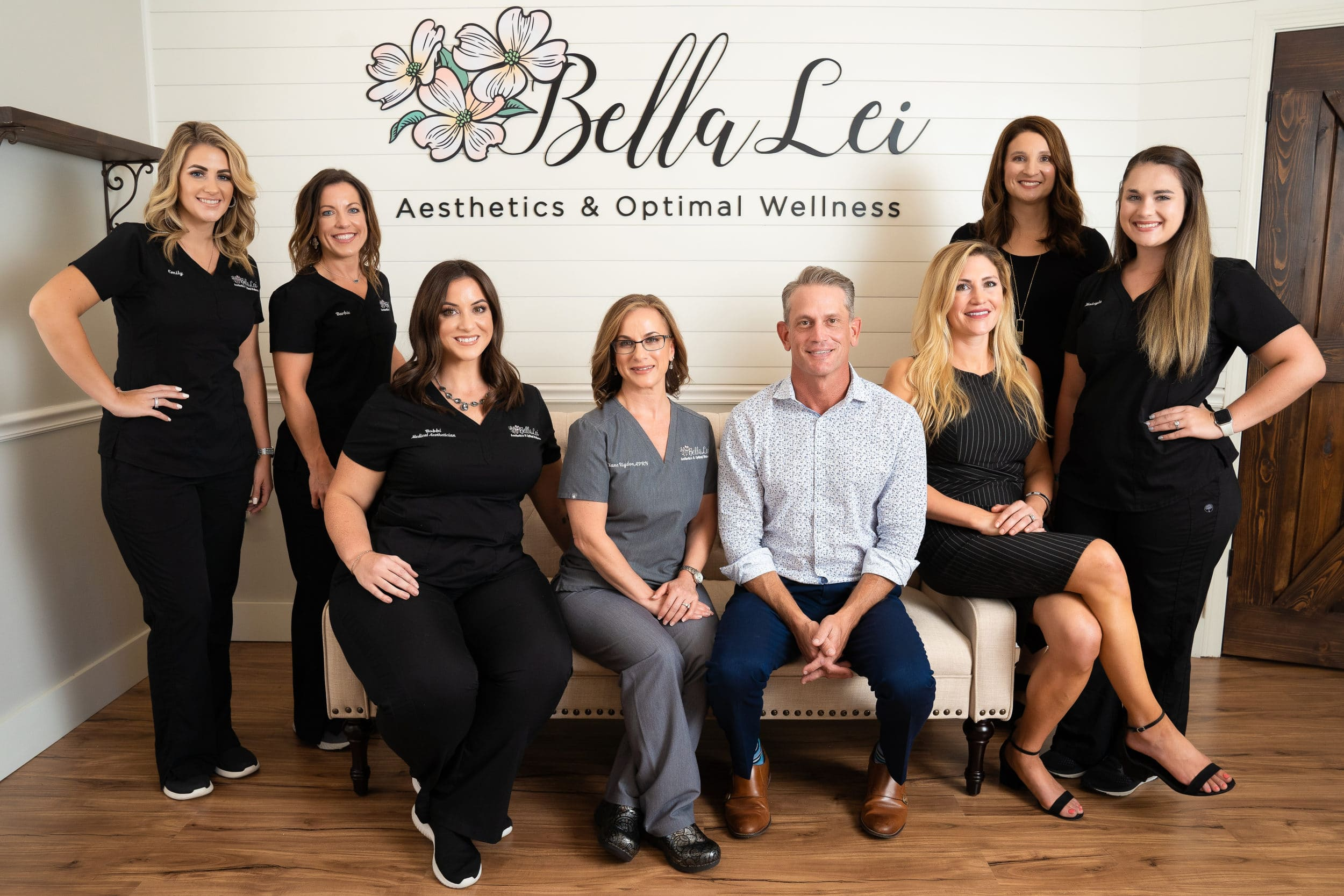 Staff at Bella Lei